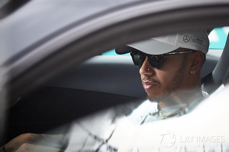 Hamilton espera por reação de Vettel na Malásia