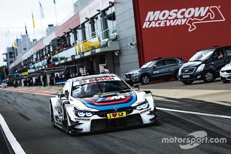 Blomqvist escluso dalla Q2 di Mosca, la pole passa a Spengler