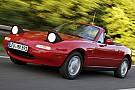 Auto Photos - Retour sur la Mazda MX-5 NA