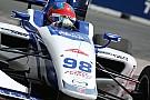 Indy Lights Herta logró la pole, seguido de Urrutia