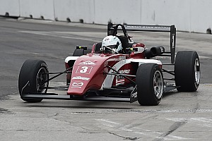 USF2000 Qualifying report Toronto USF2000: Askew back on top for sixth pole