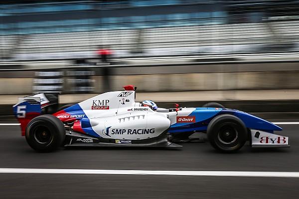 Формула V8 3.5 Репортаж з гонки Формула V8 3,5 у США: Оруджев виграв другу гонку