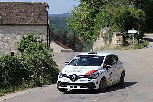Coupes marques suisse Résumé de course Première victoire pour le nouveau leader du Clio R3T Alps Trophy