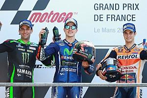 MotoGP Résultats Championnat - Le gros coup de Viñales, la remontée de Pedrosa