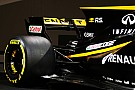 【F1】FIA、ルノーのリヤウイング支柱構造に警告。チームは再設計へ