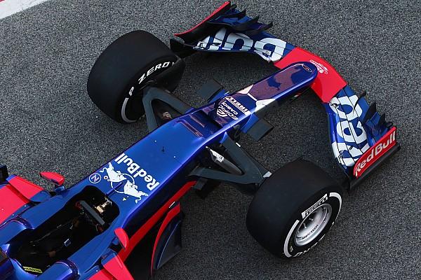 Toro Rosso: Ähnlichkeit des F1-Autos mit dem Mercedes reiner Zufall