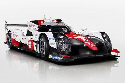 WEC 2017: Toyota präsentiert modifizierten TS050 Hybrid für Le Mans