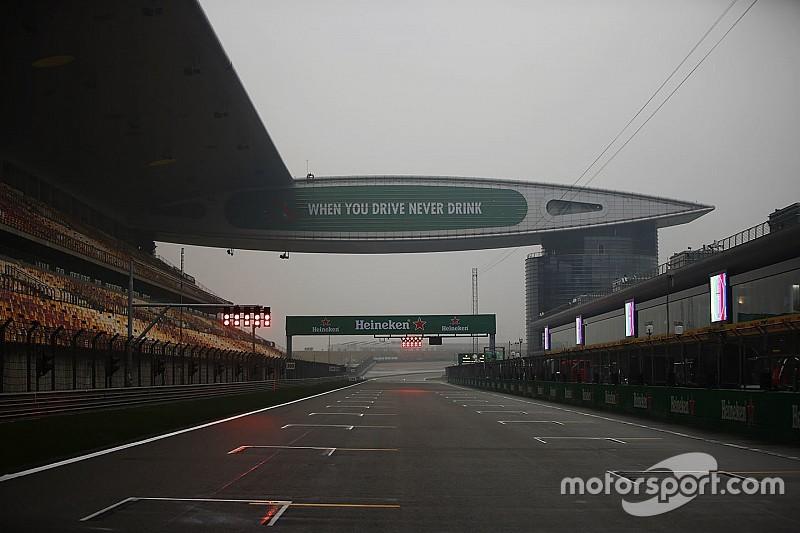 FIA确认中国大奖赛时间不变