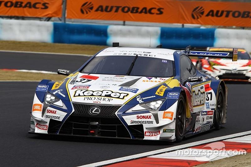 Okayama Super GT: Hirakawa, Cassidy win season opener