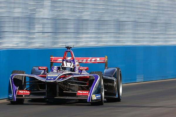 Формула E Репортаж з кваліфікації е-Прі Нью-Йорка: Лінн неочікувано здобув поул