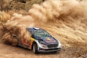 WRC Самое интересное Под облаками: герои и антигерои Ралли Мексика