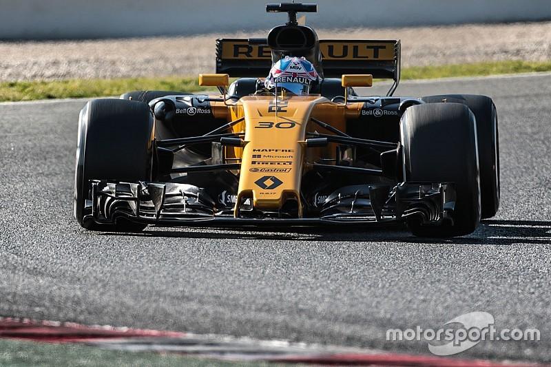 【F1】ルノー、開幕戦に向けMGU-Kの構造を大幅に変更
