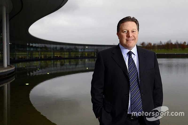 Exklusives Interview mit dem neuen McLaren-Chef Zak Brown