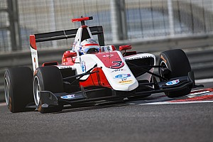 GP3 Qualifying report Abu Dhabi GP3: Albon closes points gap to Leclerc with pole
