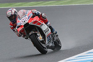 MotoGP Prove libere Sepang, Libere 2: Dovizioso si conferma sul bagnato, ma Marquez c'è