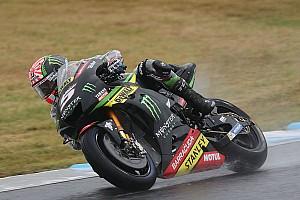 MotoGP Qualifiche Pole a sorpresa per Zarco a Motegi. Marquez terzo, Dovi solo nono