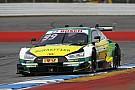 DTM DTM Hockenheim: Audi domineert ook tweede training