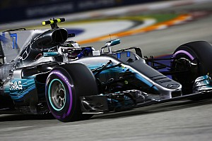 Formule 1 Réactions Bottas a eu