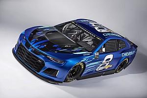 NASCAR Cup Новость Chevrolet представила новую Camaro для следующего сезона NASCAR