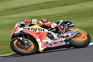 MotoGP Reporte de pruebas Márquez domina la primera práctica en Misano