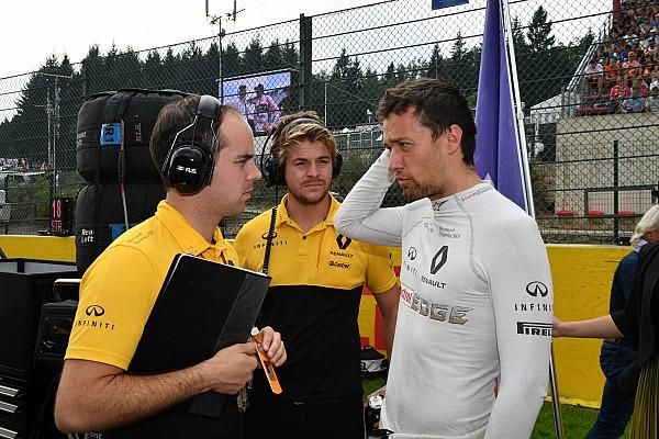 Renault a vu un Palmer