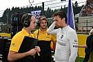 """【F1】パーマーに復活の兆し? ルノー「スパでは""""別人""""のようだった」"""