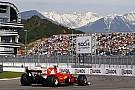 Formule 1 Rusland ziet af van plannen voor nachtrace in Sochi