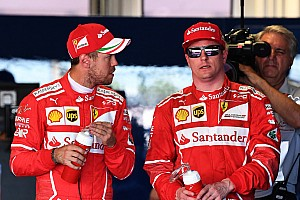 Forma-1 BRÉKING Vettel & Räikkönen: