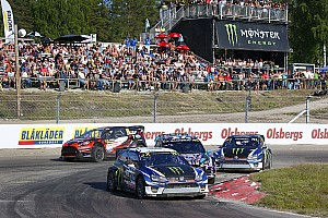 Ралли-Кросс Отчет об этапе Кристофферсон одержал в WorldRX вторую победу подряд