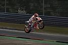 Komparasi pole kedelapan Marquez dengan video game MotoGP 17