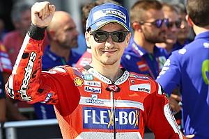 MotoGP Breaking news Ezpeleta prediksi Lorenzo penantang gelar juara 2018