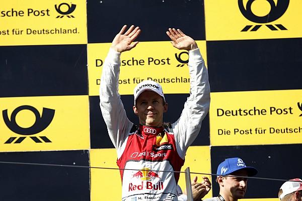 DTM Championnat - Ekström prend une option