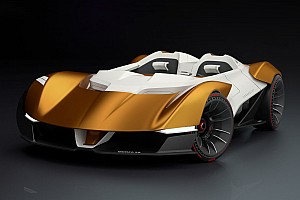 Automotive Breaking news Chevy Monza reborn in digitally imagined track toy