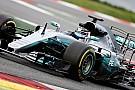 F1 【F1】合同テスト3日目午前:ボッタス最速。マクラーレン28周走行