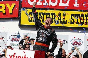 NASCAR XFINITY Reporte de la carrera En prórroga, Preece gana por primera vez en Xfinity