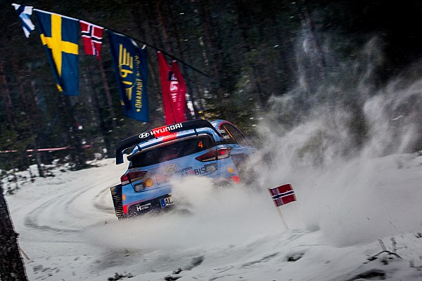 WRC Stage 12 of Rally Sweden cancelled on safety grounds