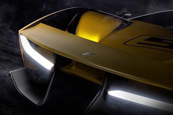 Emerson Fittipaldi enthüllt Details zu seinem neuen Sportwagen EF7