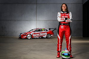 Supercars Breaking news De Silvestro applies for Superlicence dispensation