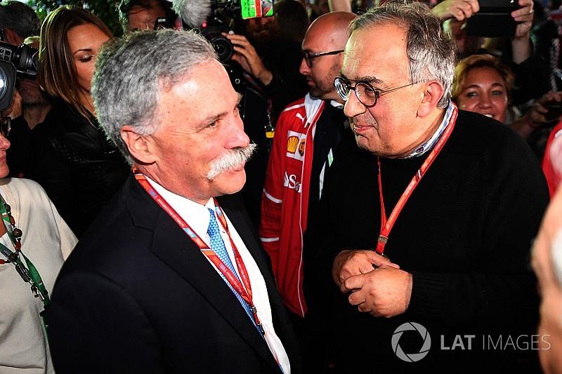 كاري يرفض مقارنة فيراري للفورمولا واحد مع ناسكار