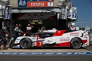 Le Mans Analysis How a marshal mix-up caused lead Toyota's Le Mans failure
