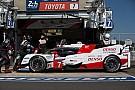 Le Mans Confusão nos boxes provocou quebra da Toyota em Le Mans