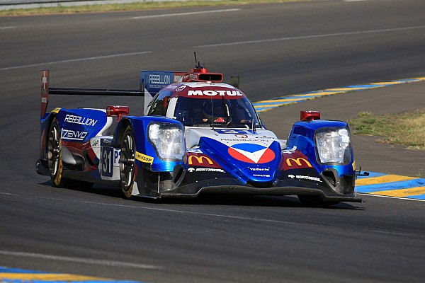 Le Mans A Rebellion elfogadja, hogy diszkvalifikálták őket Le Mans-ban