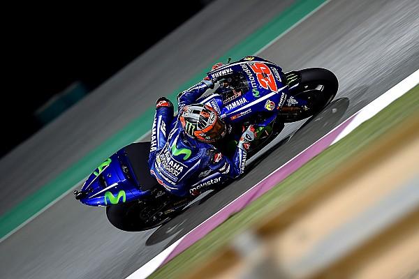 MotoGP Gara Vinales vince la prima in Yamaha in Qatar, ma Dovizioso lo fa sudare