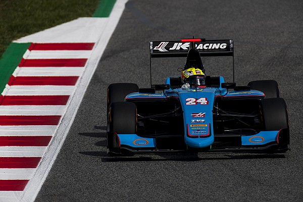 GP3 Raceverslag GP3 Barcelona: Maini wint overtuigend