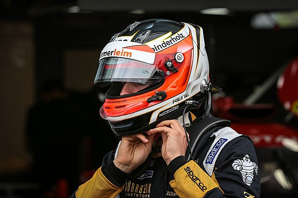 Formula V8 3.5 Monza F3.5: Binder profits from safety car to win again