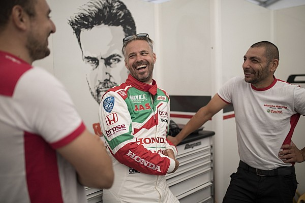 WTCC Interview Monteiro :