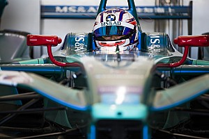 Formula E Breaking news Blomqvist named as Andretti's second driver for 2017/18