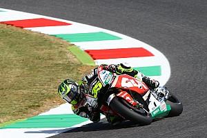 MotoGP Отчет о тренировке Кратчлоу показал лучшее время во второй тренировке Гран При Италии