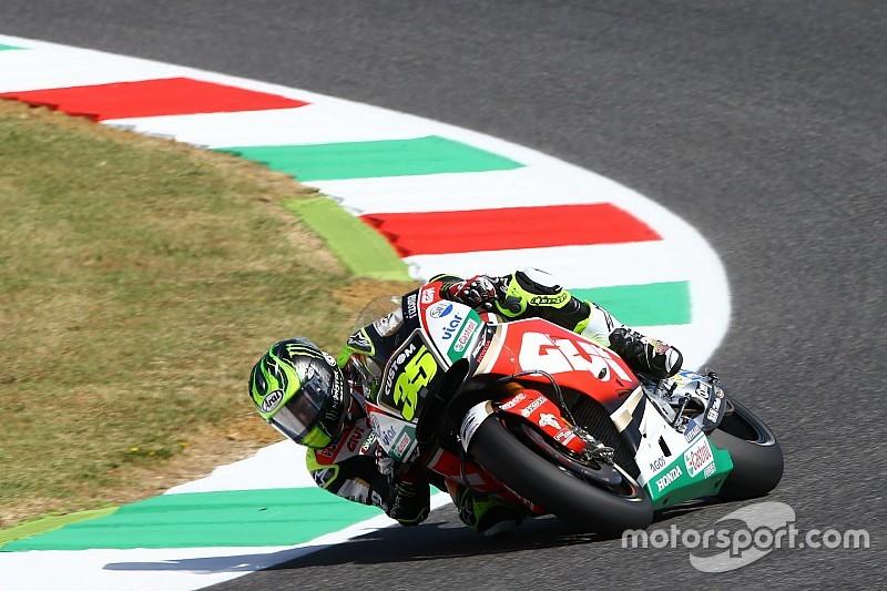 Кратчлоу показал лучшее время во второй тренировке Гран При Италии