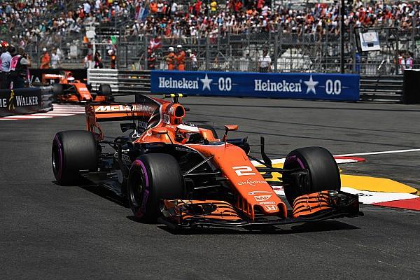 F1-Kolumne von Stoffel Vandoorne: Monaco-Debüt trotz Crashs ermutigend